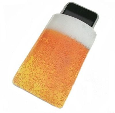 beer iphone case fathers day beer gadgets 2010