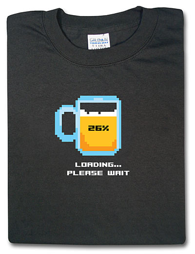 beer t shirt fathers day beer gadgets 2010