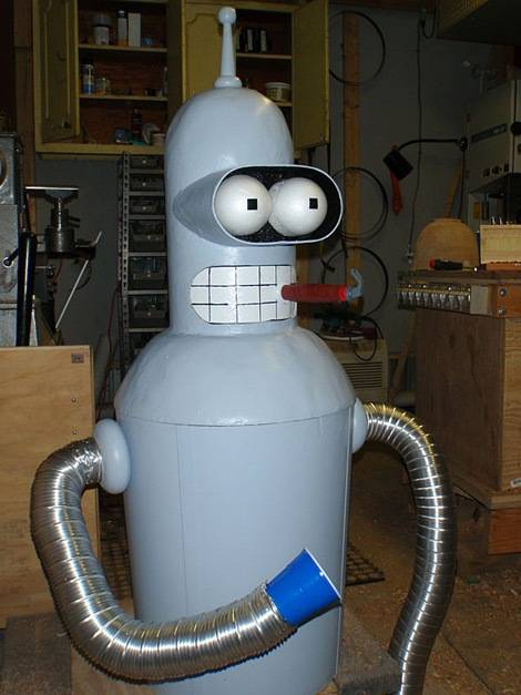 bender beer keg cooler image
