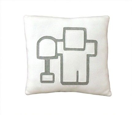 digg icon pillow design