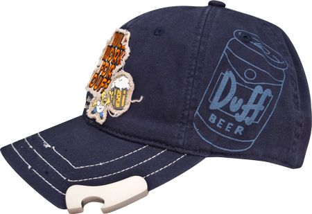 duff hat bottle opener fathers day beer gadgets 2010