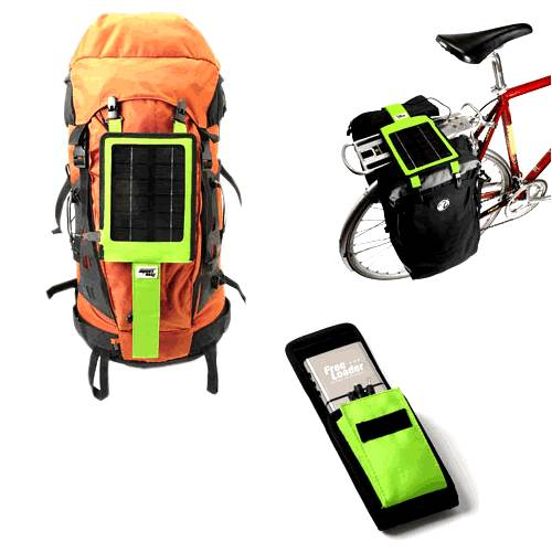 globetrotter mobile charging backpack geek theme