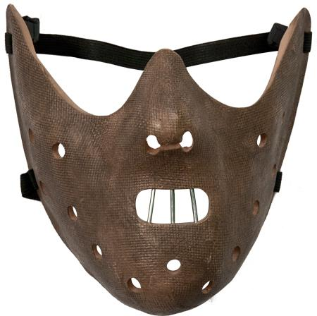 can now get their hands on the latest Hannibal Lecter Mask.