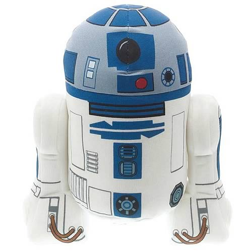 R2 D2 Talking Plush