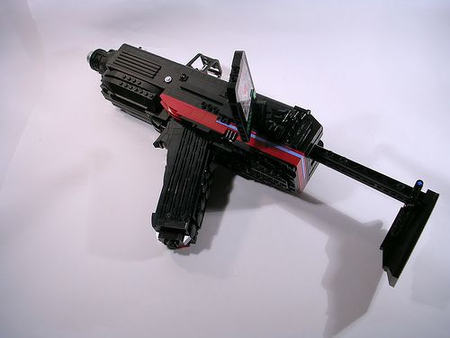 em-14 badger energy pdw lego weapon