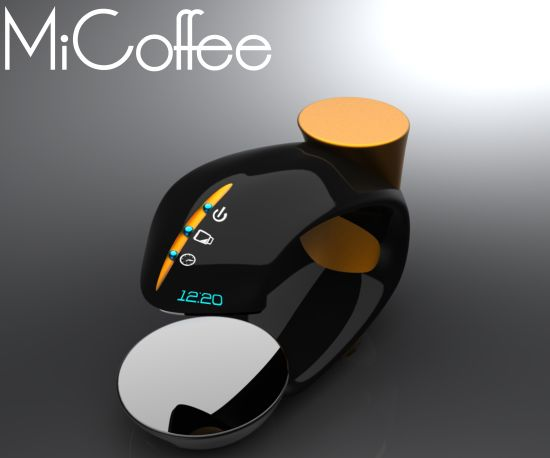 18 Cool Coffee Machines