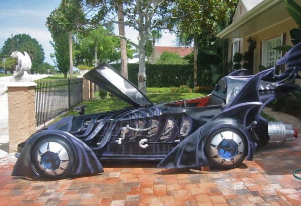 batman batmobile car mod design 4