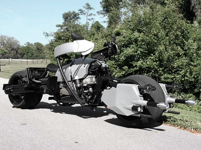 batman batpod motorcycle mod design  1