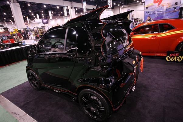 batmobile smart car design images 1