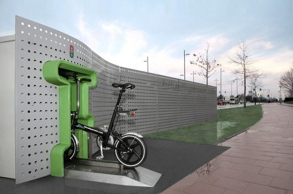 bicycle vending machine image