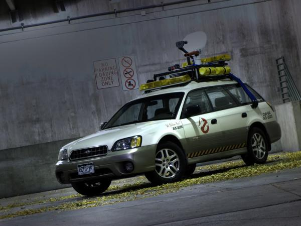 ghostbusters ecto car mod design 1