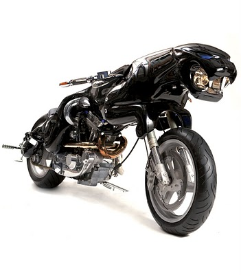 jaguar motorcycle mod design