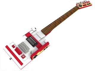 nes guitar mod design 2