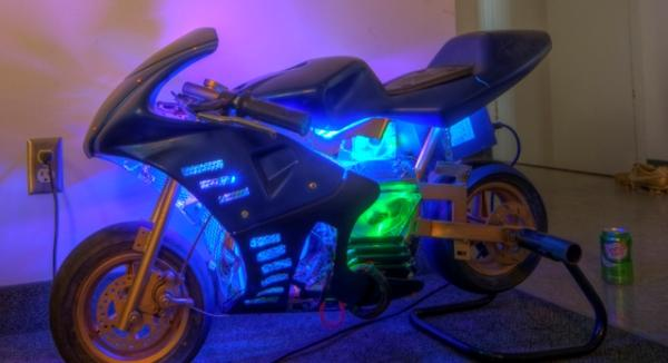 pocketbike pc mod design