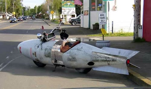 rocket bike motorcycle mod design