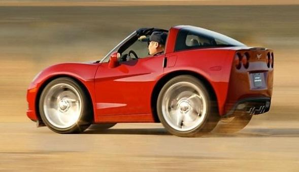 smart corvette car design image 1