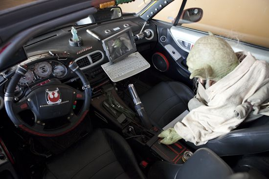 26 Geeky Car Mods