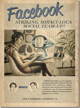 vintage facebook