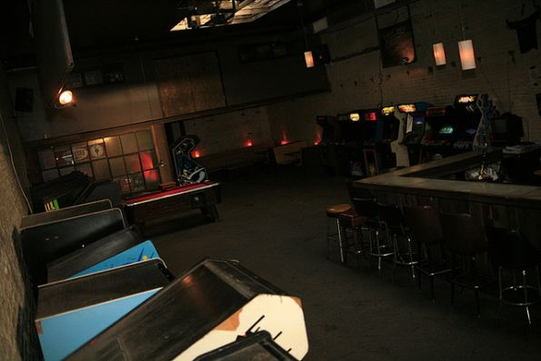 geek bars restaurants barcade brooklyn 2