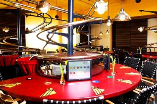 geek bars restaurants robotic restaurant