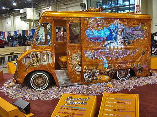 23 Extraordinary Ice Cream Truck Designs