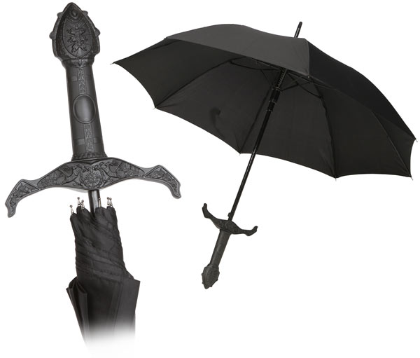 Knight sword Handle Umbrella