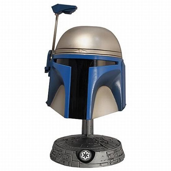 The Jango Fett Replica Helmet