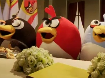 angry birds peace treaty tv sketch