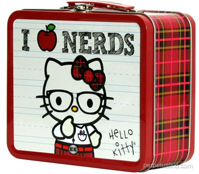 Geek Lunch box