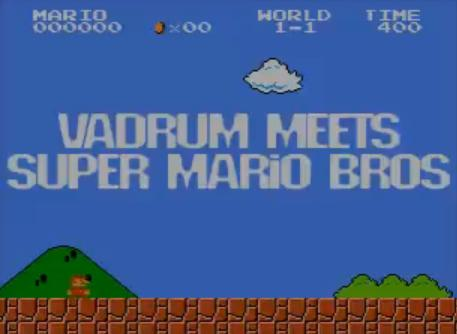 super-mario-bros-theme-drums