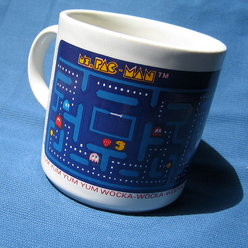 pacman-mug