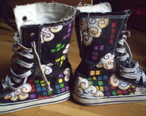 tetris-shoes