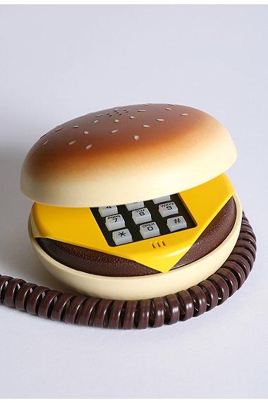 burger telephone
