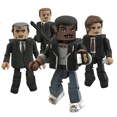 beverly hills cop action figures