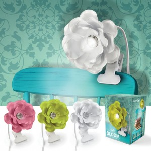 flower bloom lamp