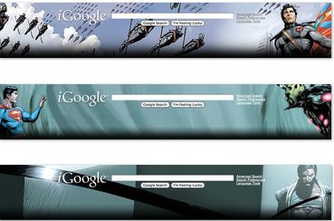 cool igoogle themes comics