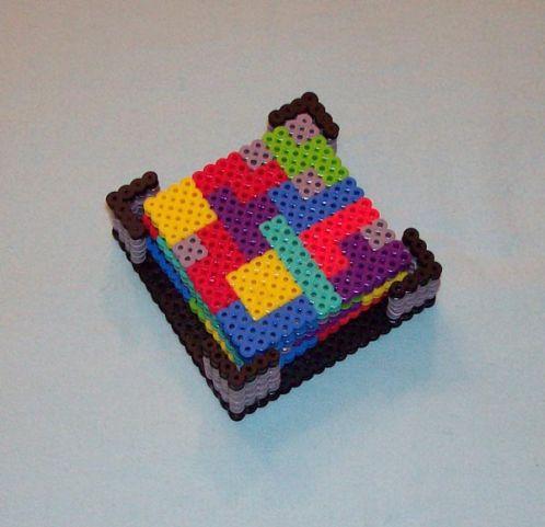 cool coasters tetris game