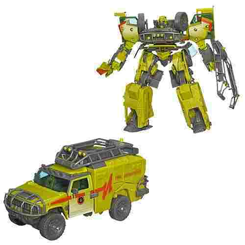 desert ratchet transformers action figure