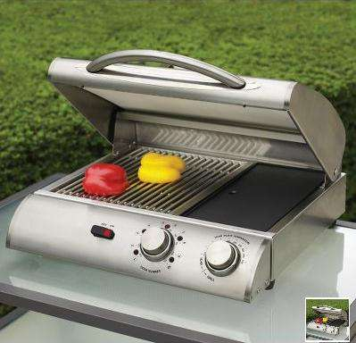 electric-convection-grill