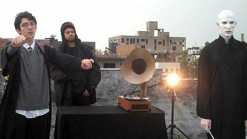 harry potter vs voldemort rap battle