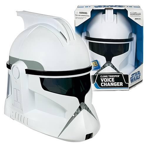 Star Wars Clone Trooper Helmet