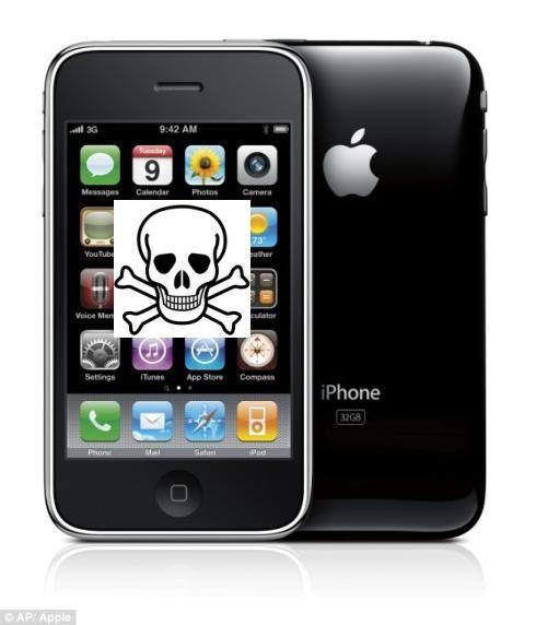 iphone sms hack virus