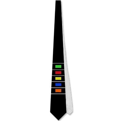 guitar hero controller buttons necktie