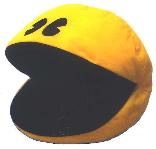 new pacman hat design