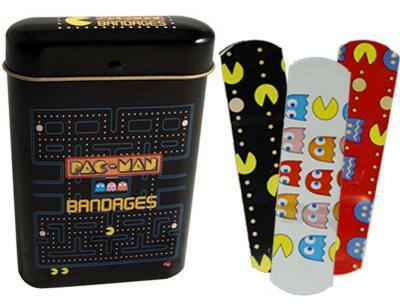 cool pacman bandages