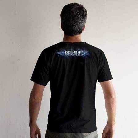 resident evil darkside chronicles video game zombie shirt