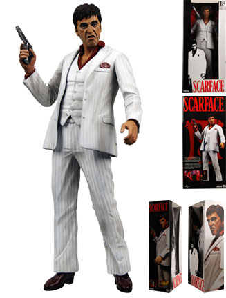 scarface movie action figure
