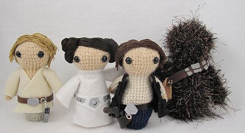 star wars characters craft artwork stitch wars