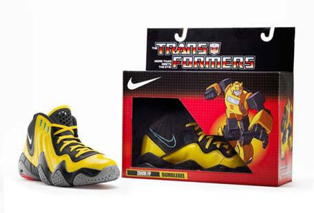 bumblebee transformers shoes