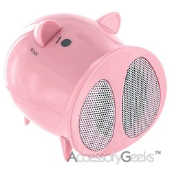 fun pig speakers for your computer